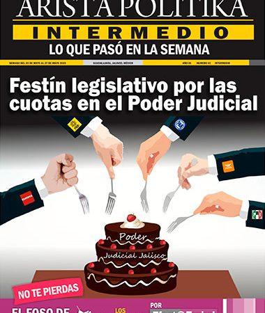 Revista Arista Polítika INTERMEDIO No. 1