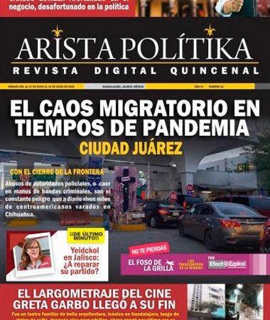 Revista Arista Polítika No. 2