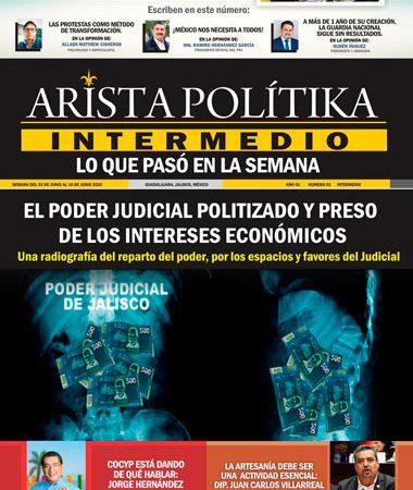 Revista Arista Polítika INTERMEDIO No. 2