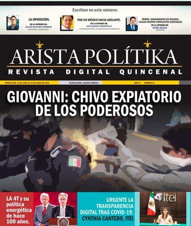Revista Arista Polítika No. 3