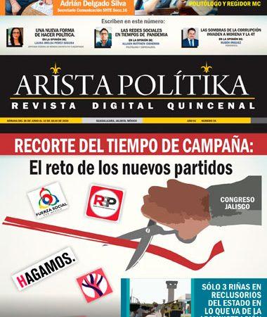 Revista Arista Polítika No. 4