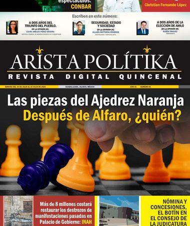 Revista Arista Polítika No. 5