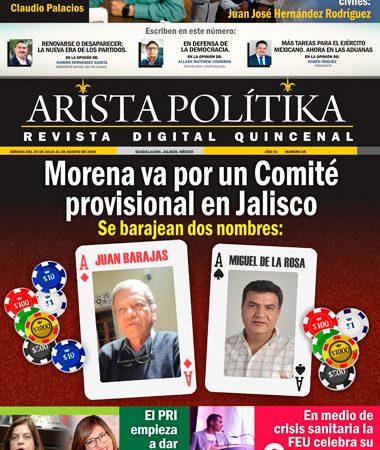 Revista Arista Polítika No. 6