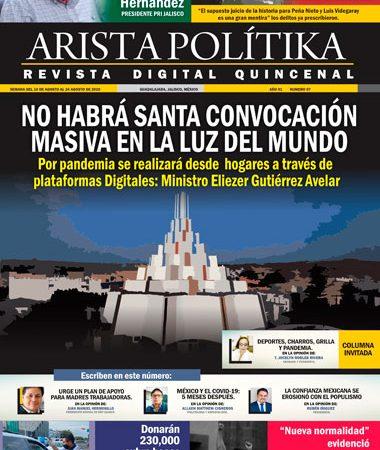 Revista Arista Polítika No. 7