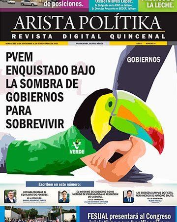 Revista Arista Polítika No. 9