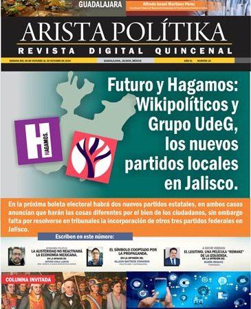 Revista Arista Polítika No. 10