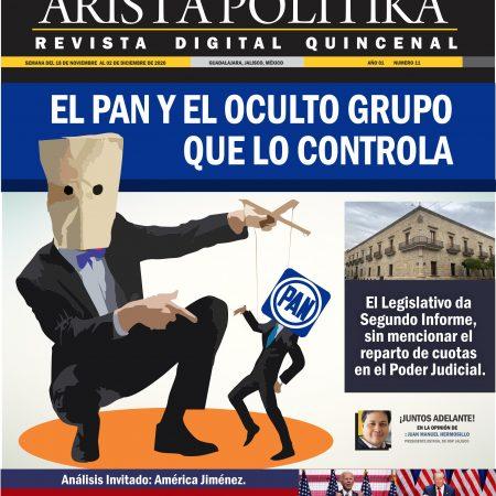 Revista Arista Polítika No. 11