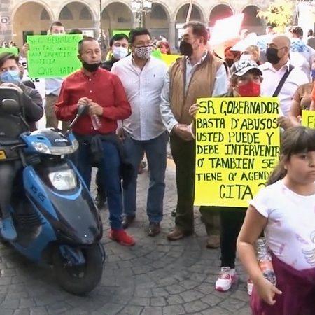 Lidera hijo de exmagistrado guerra sucia contra Enrique Ibarra, actual Secretario General de Gobierno