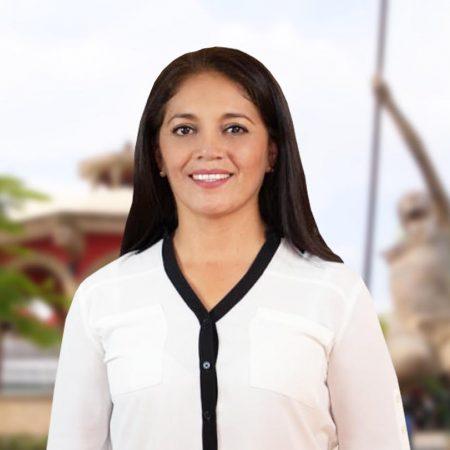 Una mujer con liderazgo en Tonalá