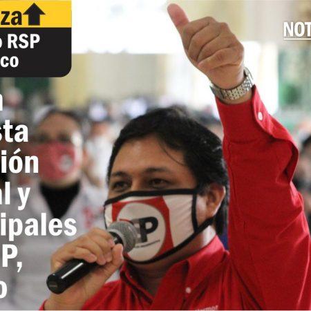 Toman protesta la Comisión Estatal y Municipales de RSP Jalisco