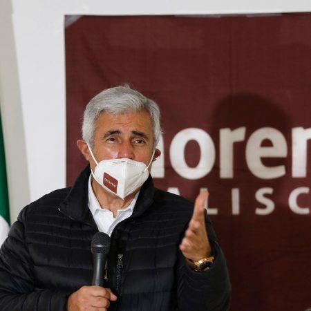 2000 aspirantes a las presidencias municipales de Jalisco se registraron por MORENA