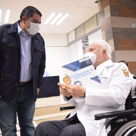 De la lucha por los trabajadores de los Hospitales Civiles a la representación ciudadana, Juan José Hernández Rodríguez «El Choco»