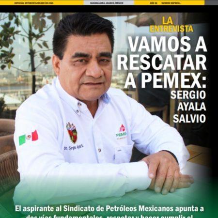Revista Arista Polítika Entrevista PEMEX