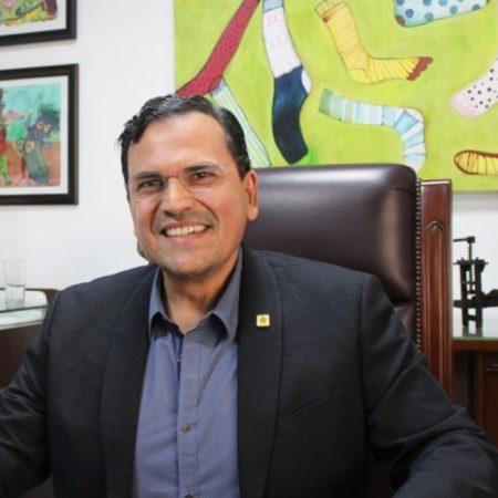 Por unanimidad reeligen a Mario Gutiérrez Treviño en la Cámara Textil