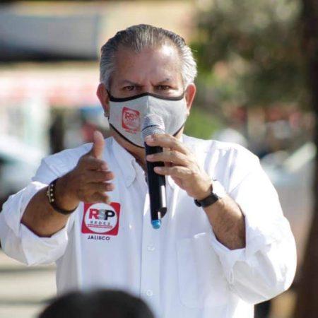 Martín López Cedillo, un candidato que resuelve