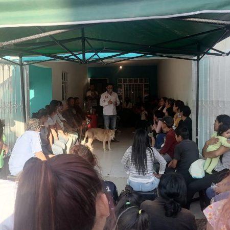Servicios de Salud municipales deben ser efectivos y para todos: Christian Fernando López Cabello, RSP en El Salto