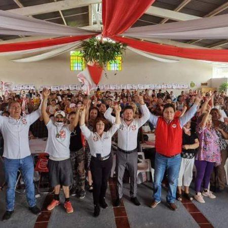 En El Salto venceremos a los políticos de siempre: Christian Fernando de RSP