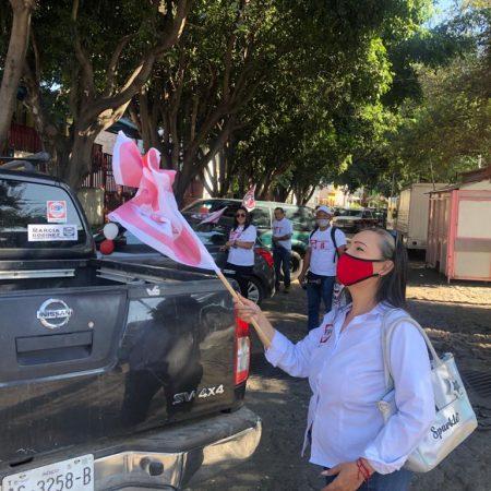 Urge rehabilitación de las redes del SIAPA: Marcia Godínez, candidata a diputada local del distrito 8 por RSP