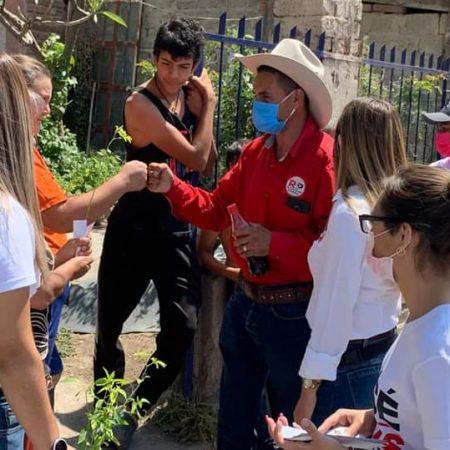 Vamos por un Tlajomulco progresista; el transporte público, prioridad para los ciudadanos: José Reyes, candidato de RSP