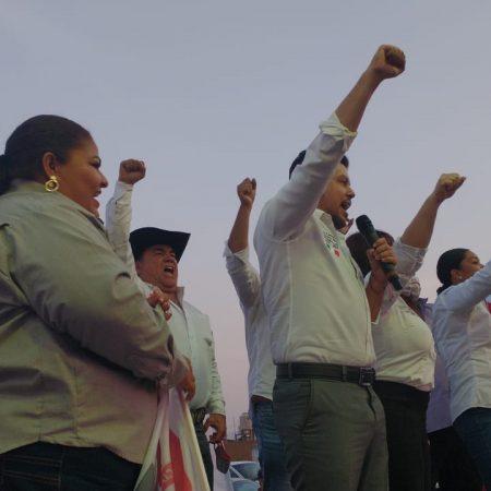 Llegó la era progresista para El Salto: Christian Fernando, candidato por RSP