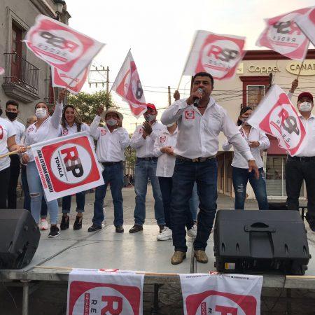 Vamos a escribir la nueva historia de Tonalá con RSP: Juan Esteban Rodríguez
